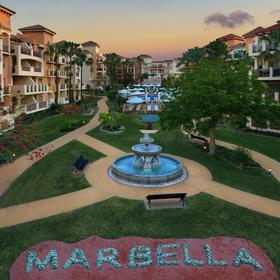 Marriott's Marbella Beach Resort Exterior