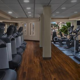 Marriott's Marbella Beach Resort Fitness Center