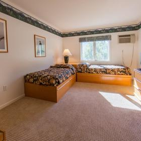 Smugglers' Notch Resort Bedroom