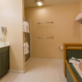 Smugglers' Notch Resort Bathroom