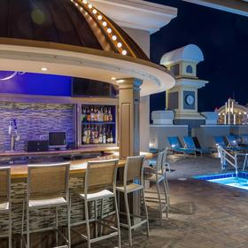 Marriott's Grand Chateau Pool Bar