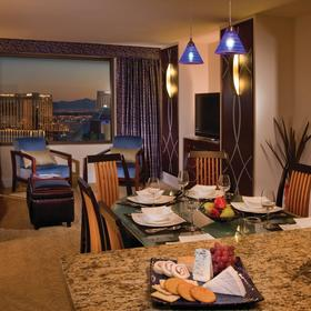 Marriott's Grand Chateau Dining Area
