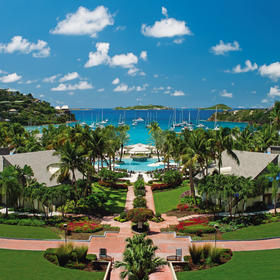 The Westin St. John - Virgin Grand Villas Grounds