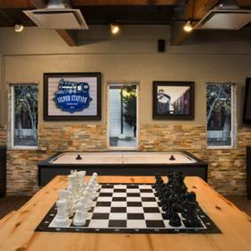 Game Room for Guests