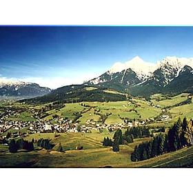 Alpenland Sporthotel - Maria Alm — American Resorts International - Maria Alm - Beautiful Surroundings