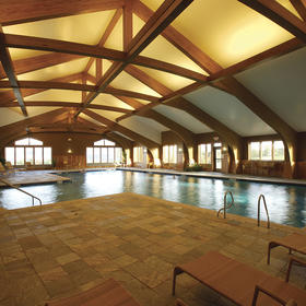 Trapp Family Lodge & Guest Houses Pool