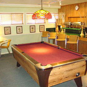 Kingsbury Crossing - game room