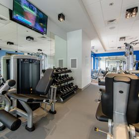 Marriott Vacation Club Pulse, San Diego — Fitness Center