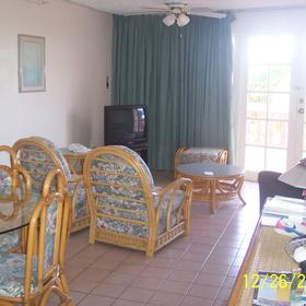 La Quinta Beach Resort - Unit Living Area