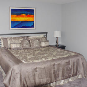 Olympia Vacation Owners — Bedroom