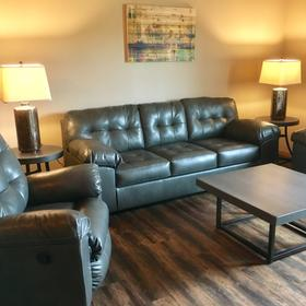 Spring Brook Resort — Living Area