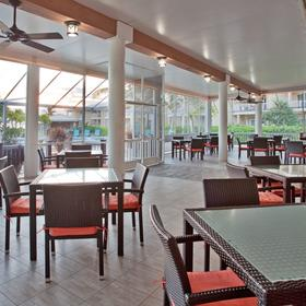Grand Caymanian Resort — Restaurant