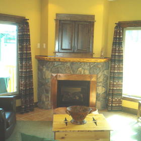 Northstar Mountain Village - Unit Living Area