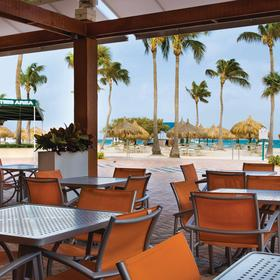 Marriott's Aruba Ocean Club — Bar and Grill