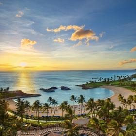 Marriott's Ko Olina Beach Club — Lagoon