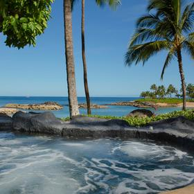 Marriott's Ko Olina Beach Club — Whirlpool Hot Tub