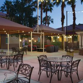 Marriott's Desert Springs Villas II — Patio