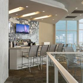 Ocean 22 by Hilton Grand Vacations (HGVC) — Bar