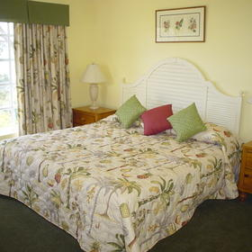 The St. George's Club - Unit Bedroom