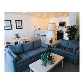 WorldMark Discovery Bay - Unit Living Area