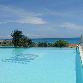Pool at La Vista Resort