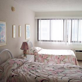 Brigantine Beach Club - Unit Bedroom