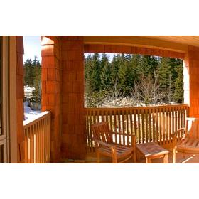Embark Whistler - Unit Balcony