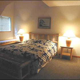 Whistler Vacation Club at Lake Placid Lodge — - Unit Bedroom