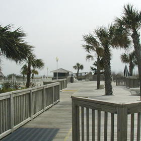 Wyndham SeaWatch Plantation - Pool Deck & Beach Access