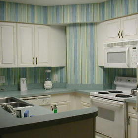 Wyndham SeaWatch Plantation - Unit Kitchen