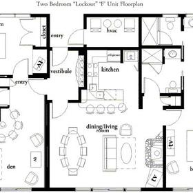 The Village at Izatys - Unit Floor Plan