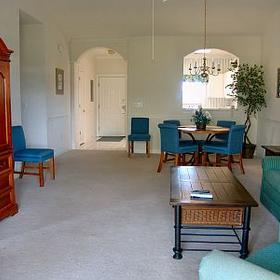 Barefoot Resort & Golf - Unit Living Area