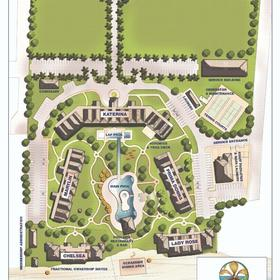 Alexandra Resort and Spa — - Resort Layout