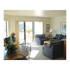 WorldMark Lake Chelan Shores - Unit Living Area