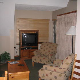 Whistler Vacation Club at Lake Placid Lodge — - Unit Living Area