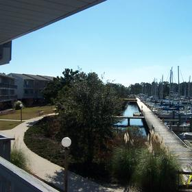 Wyndham Resort at Fairfield Harbour/Windjammer Villas — /Windjammer Villas - View From Deck