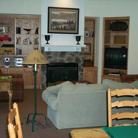 Owners Club at the Homestead - Unit Living Area