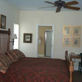 Owners Club at the Homestead - Unit Bedroom