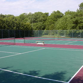Landmark Resort - Tennis Courts