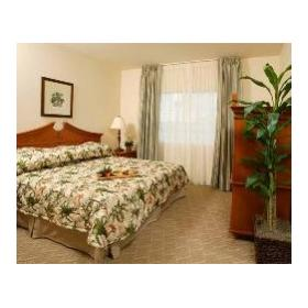 Tahiti - Unit Bedroom
