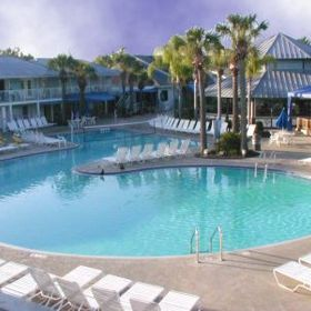 AU Naturel Florida Paradise Lakes Resort — - Pool