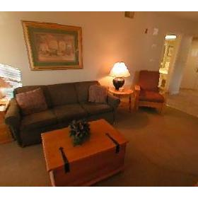 Carriage Hills Resort — - Unit Living Area