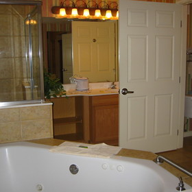 Wyndham Grand Desert - Unit Bathroom
