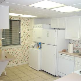 Island Club - Sea Watch - Unit Kitchen