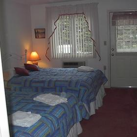 Nordic Inn Resorts - Unit Bedroom