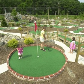 Ridge Top Village and Ridge Top Summit at Shawnee Resort — - Miniature Golf