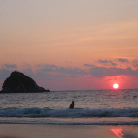 Pacifica Sands — Ixtapa Sunset