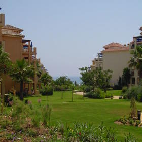 Marriott's Marbella Beach Resort - Grounds