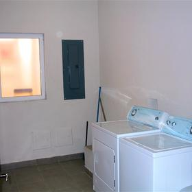 Montecristo Estates by Pueblo Bonito - Unit Laundry Room