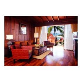 Living Area at Samui Peninsula Spa & Resort
